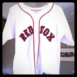 Boston Red Sox Garciaparra Jersey